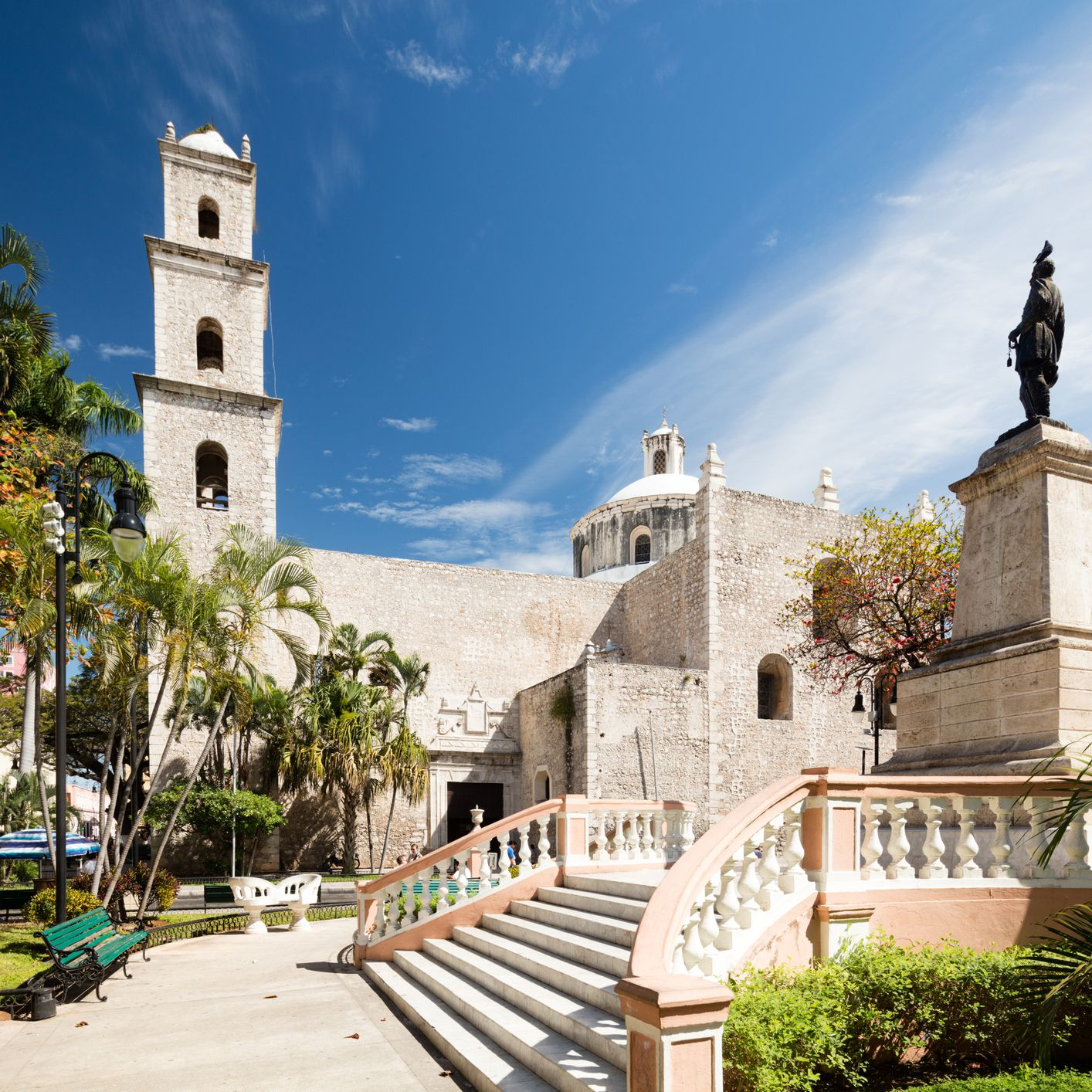 "Discover Merida,""the White City"" and Capital of Yucatan State"