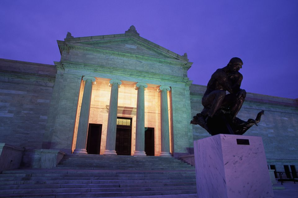 Cleveland Museum Of Art: Top 10 Art Museums In The USA