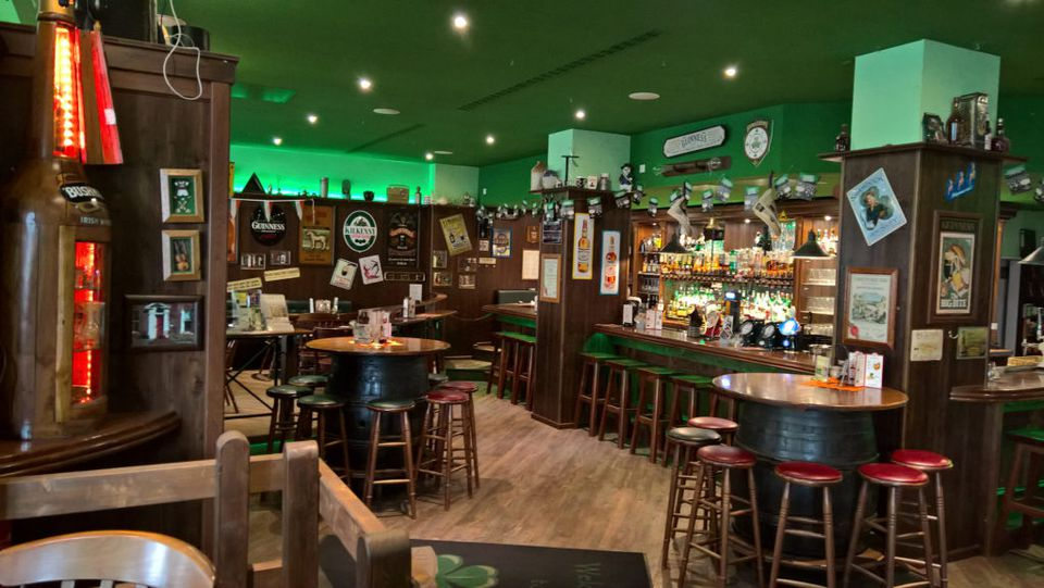 Shamrock Irish Pub, Dresden, Germany