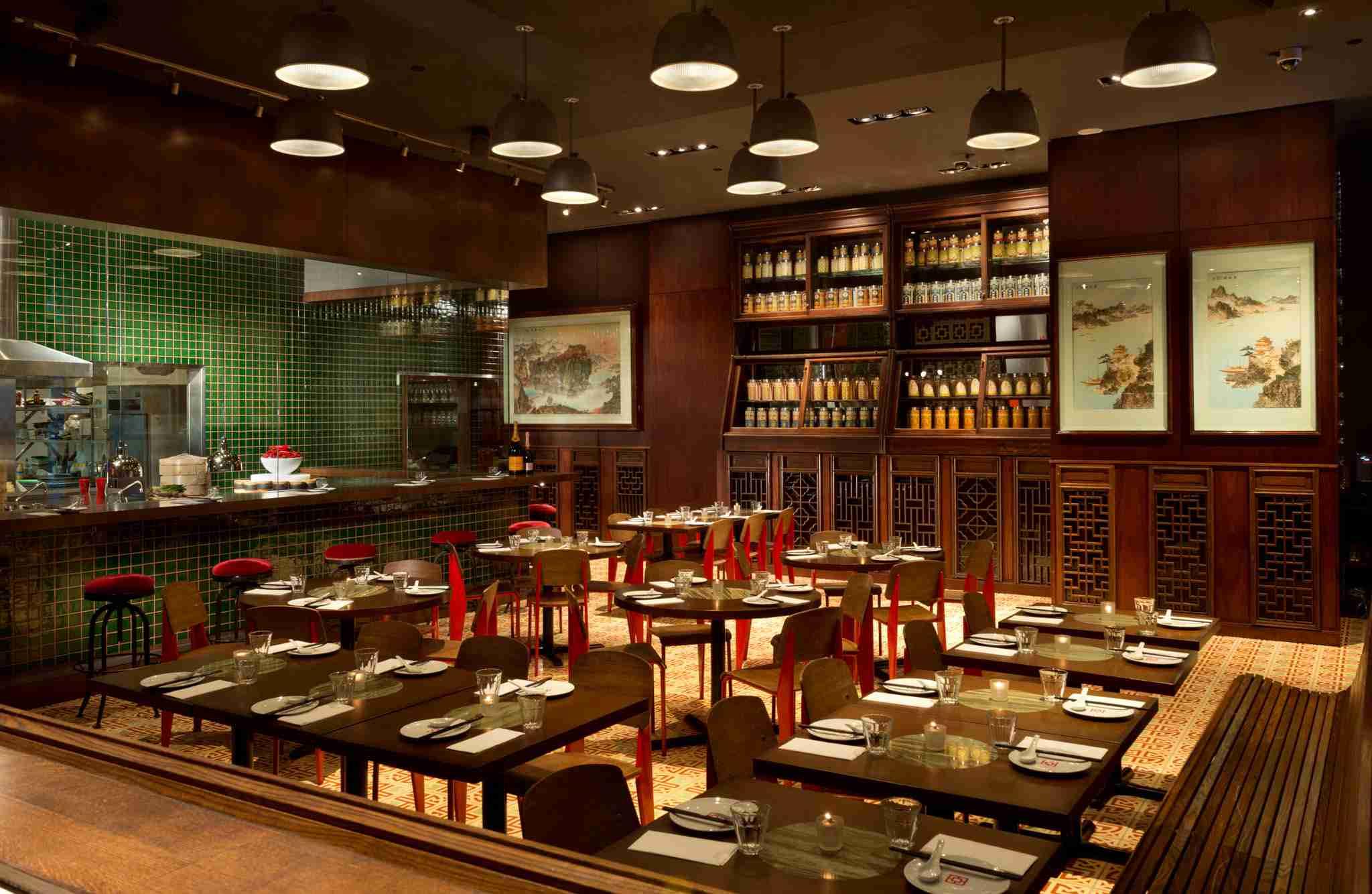 Susur Lee's Luckee restaurant in Toronto