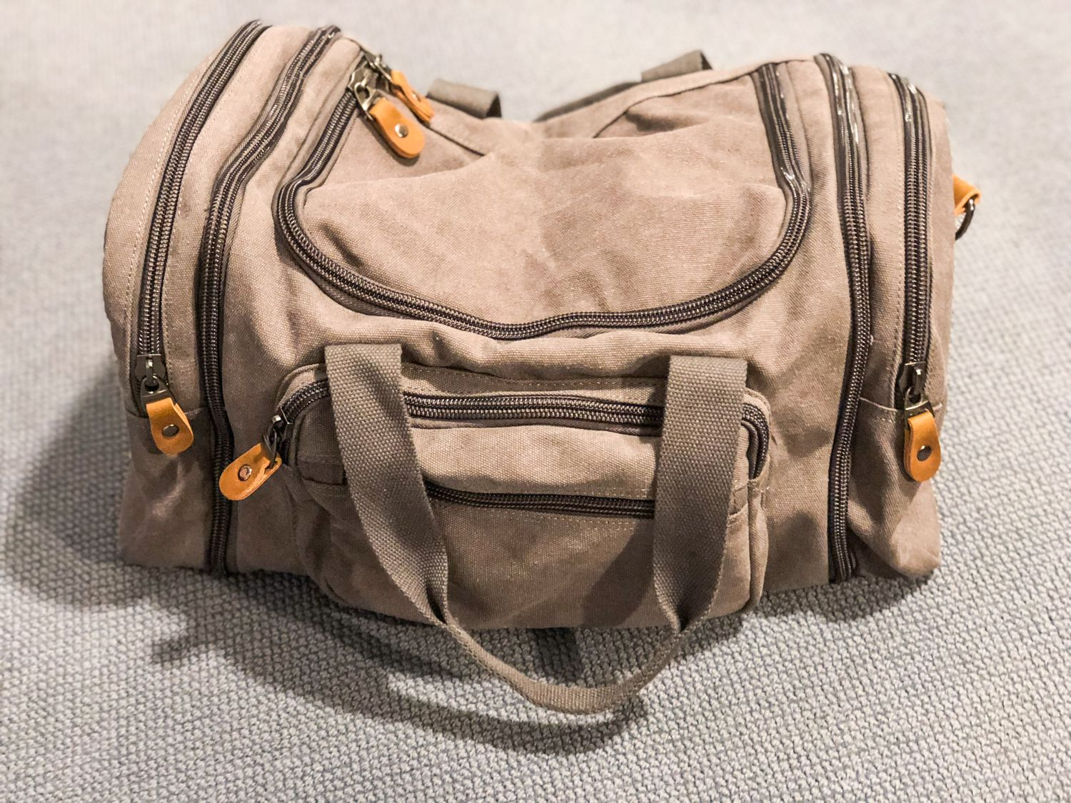 The 9 Best Duffel Bags of 2019 7ed9a4f7cce3f