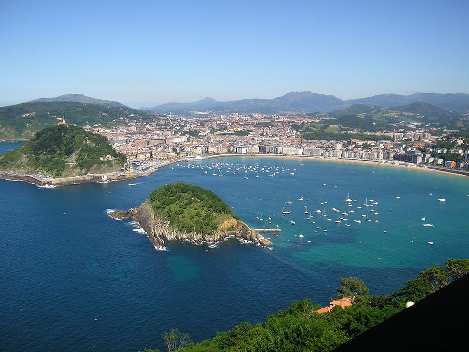 San Sebastian/Donostia, Basque Country, Spain