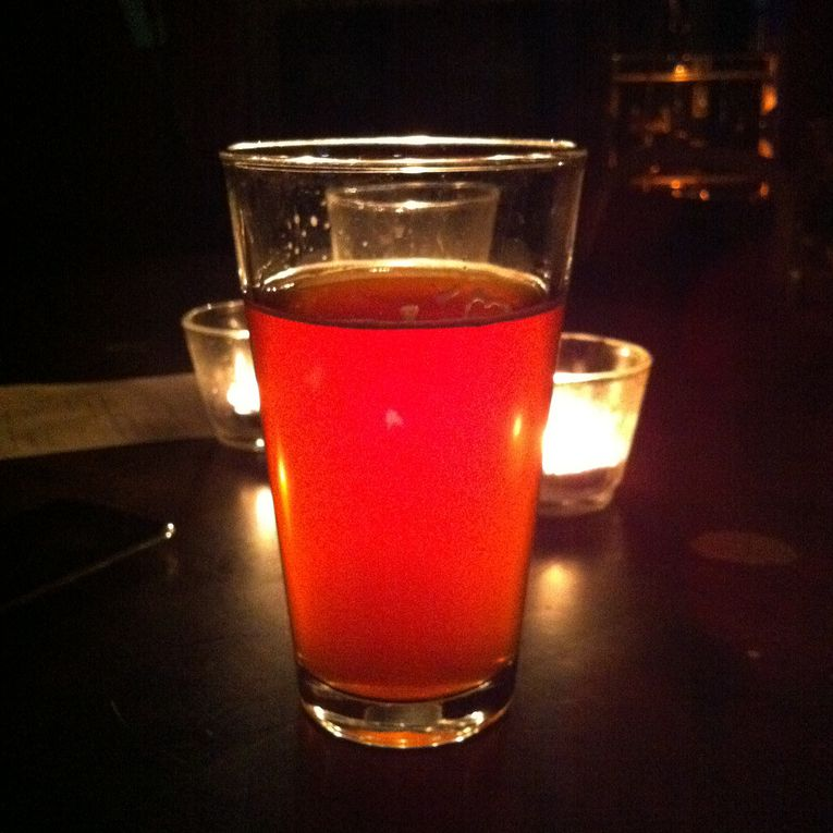 Mac and Jack's African Amber