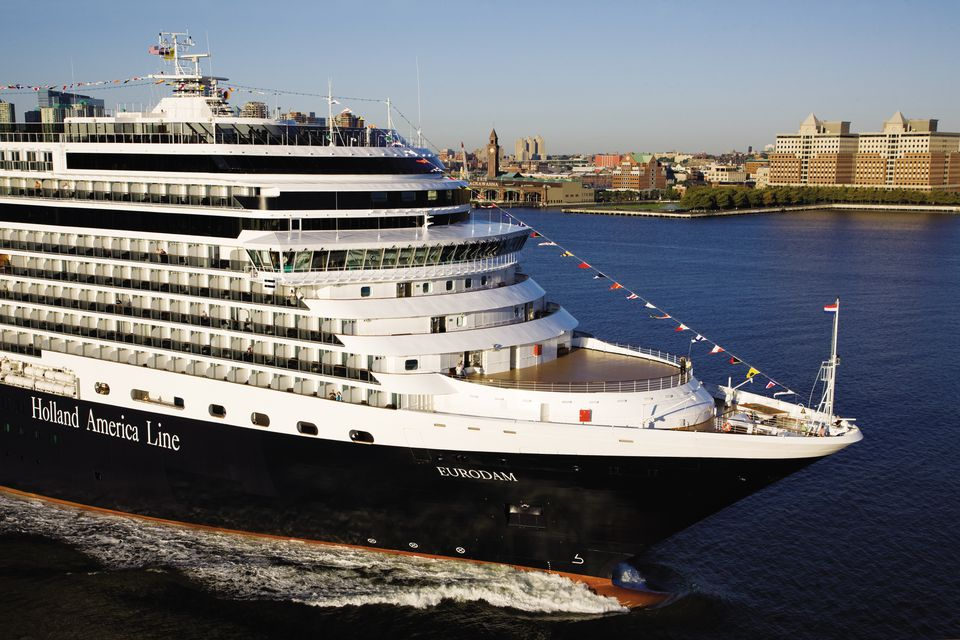 MS Eurodam, Holland America Line