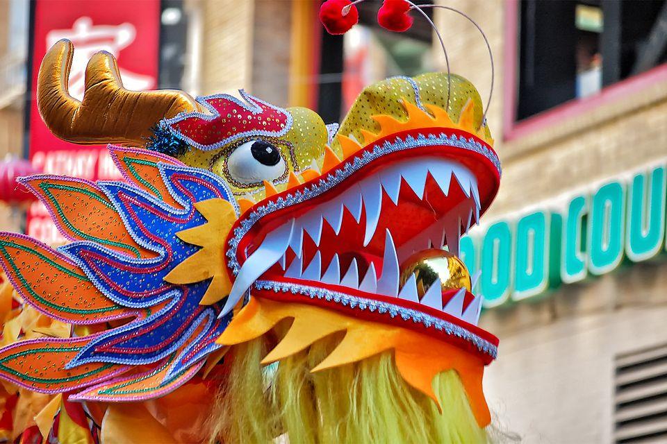 Autumn Moon Festival Lantern Parade