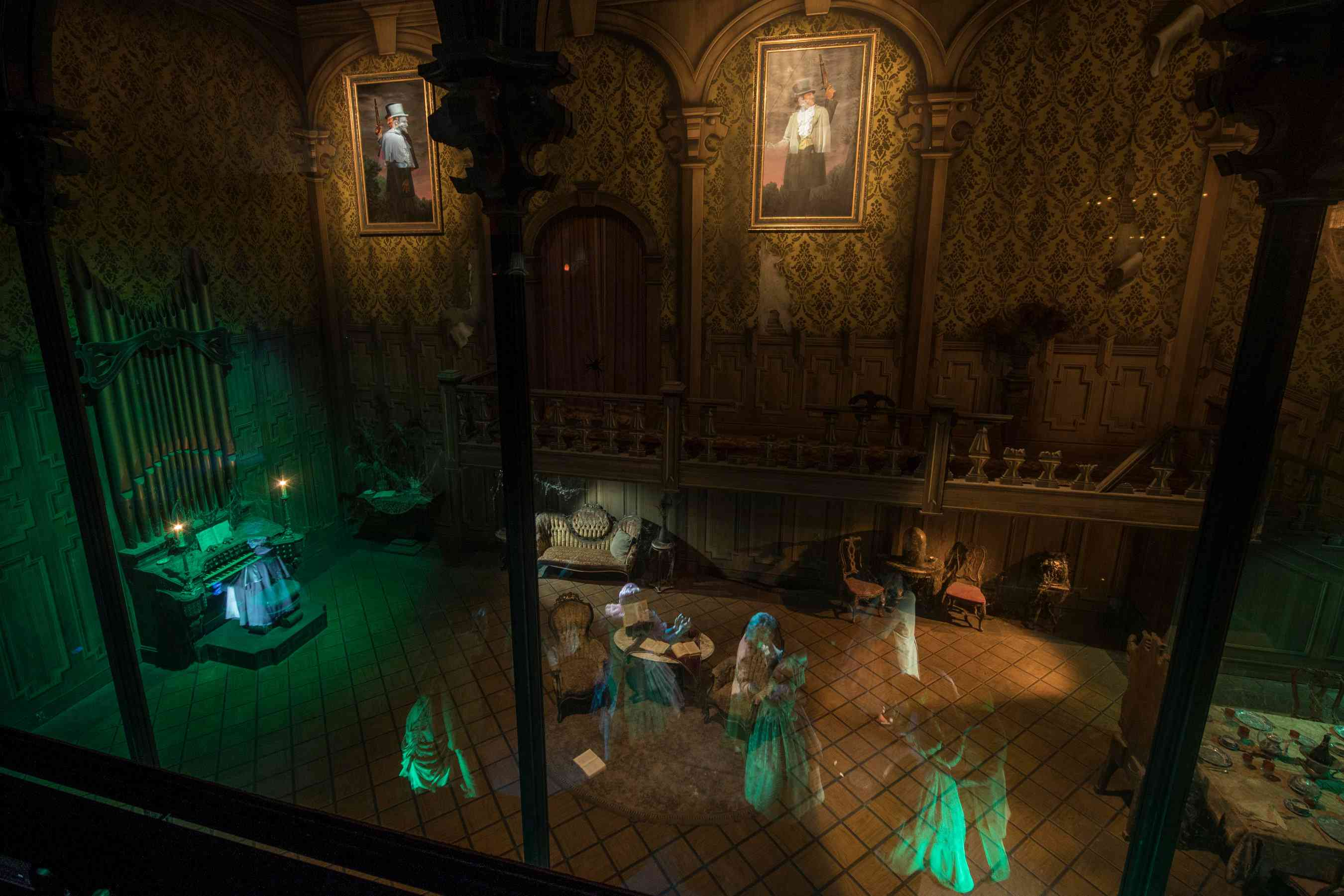 Disney's Haunted Mansion - Weird Facts and Secrets