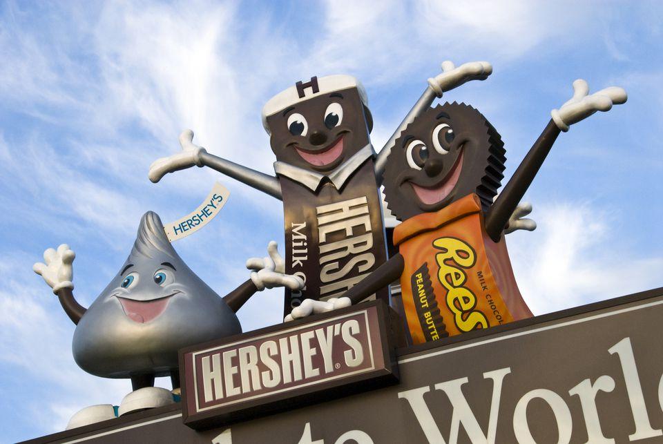 Hershey's Chocolate World, Hershey, Pennsylvania