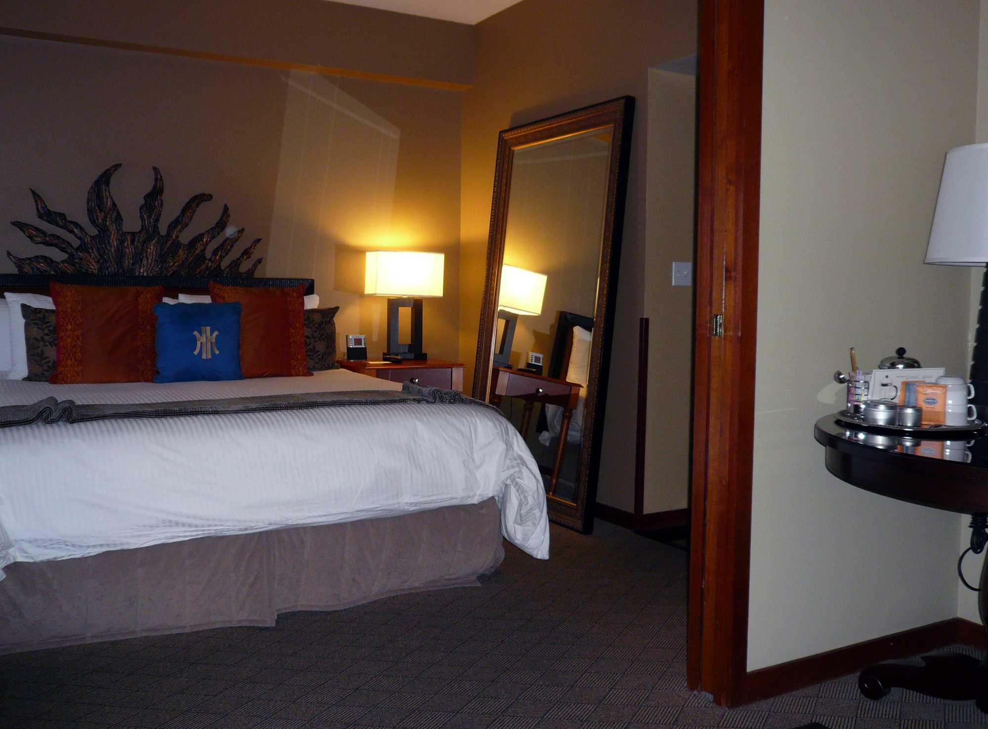 Heathman Hotel en el centro de Portland