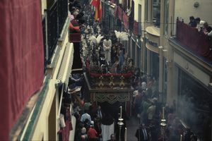 Semana Santa procession in Andalusia, Spain