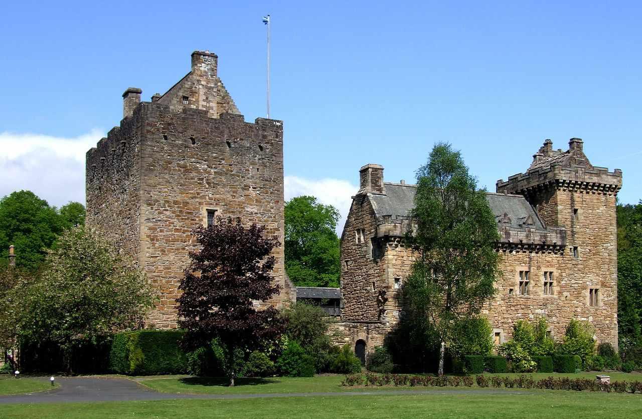 Dean Castle, Scotland