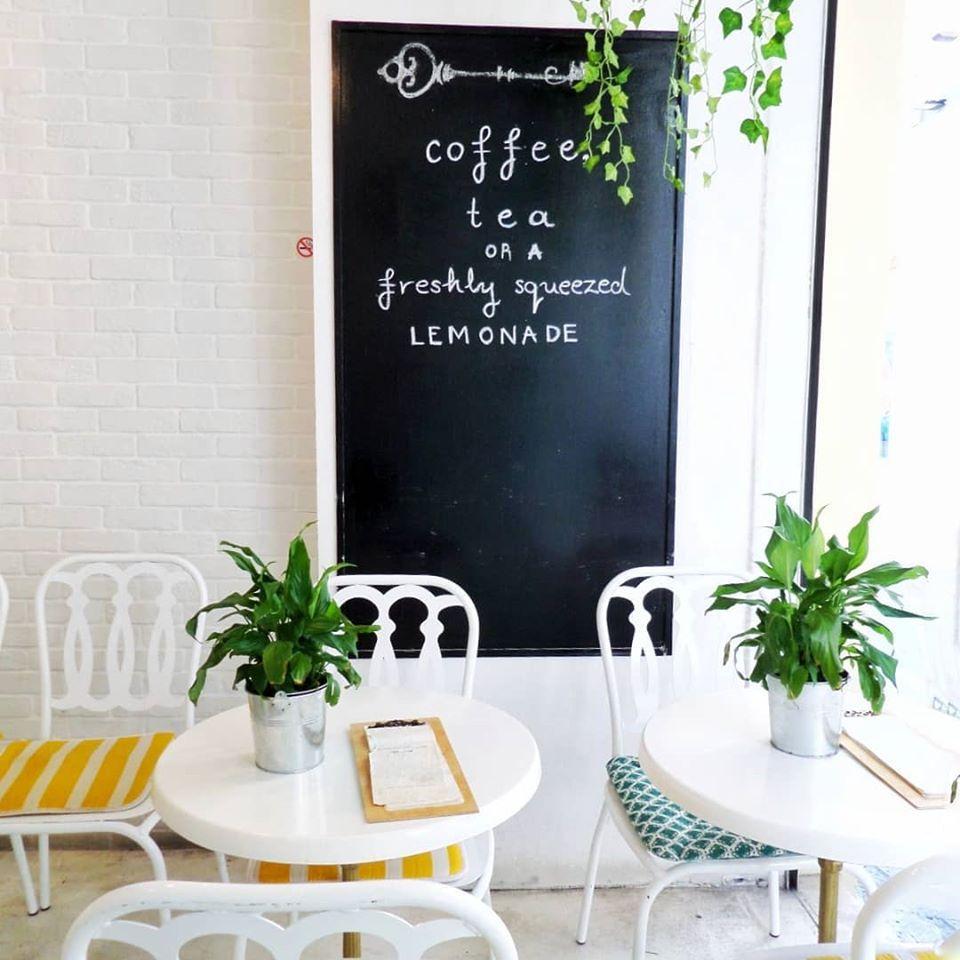Le Petit Village Chalkboard