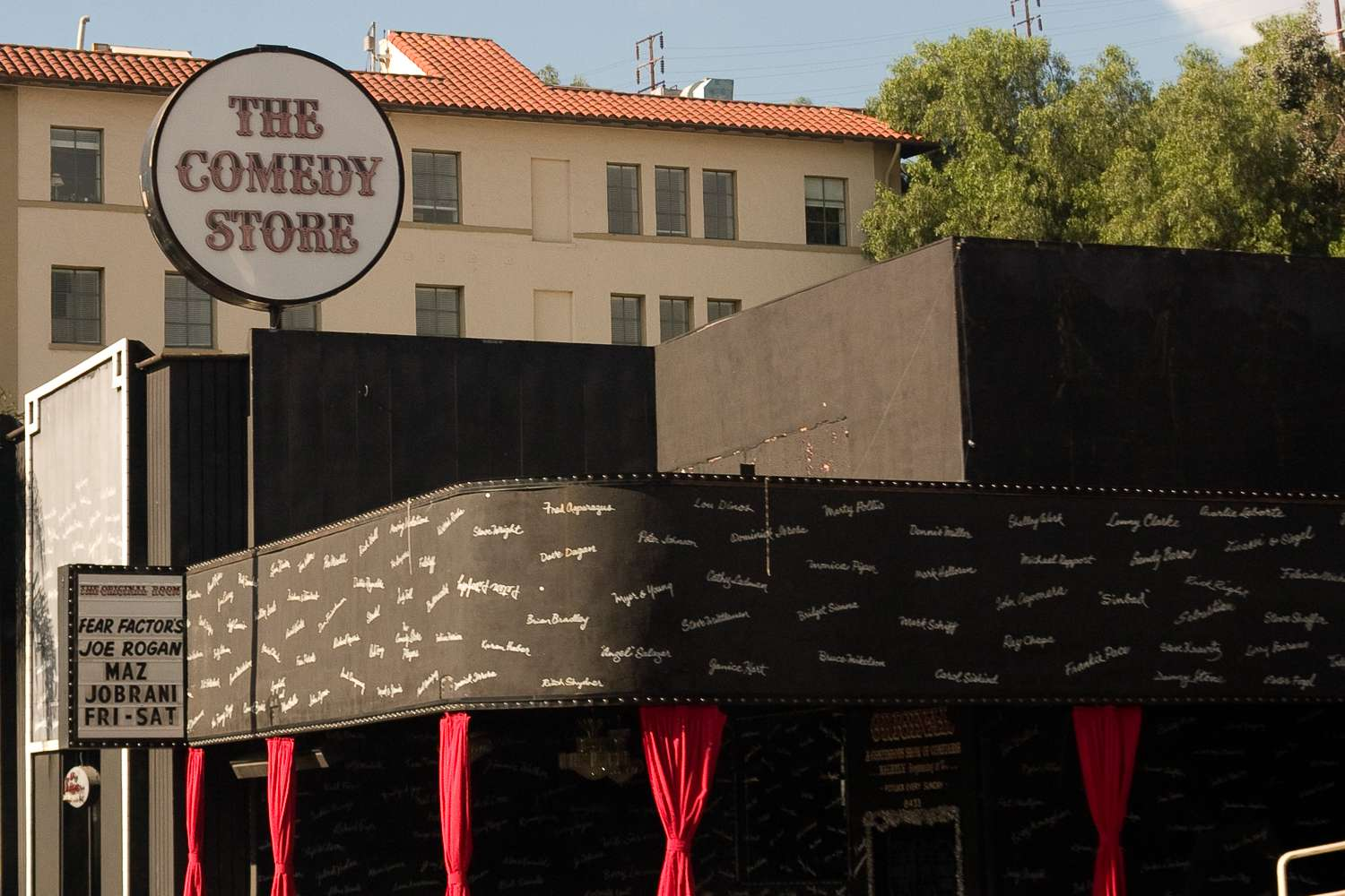 The Comedy Store en West Hollywood