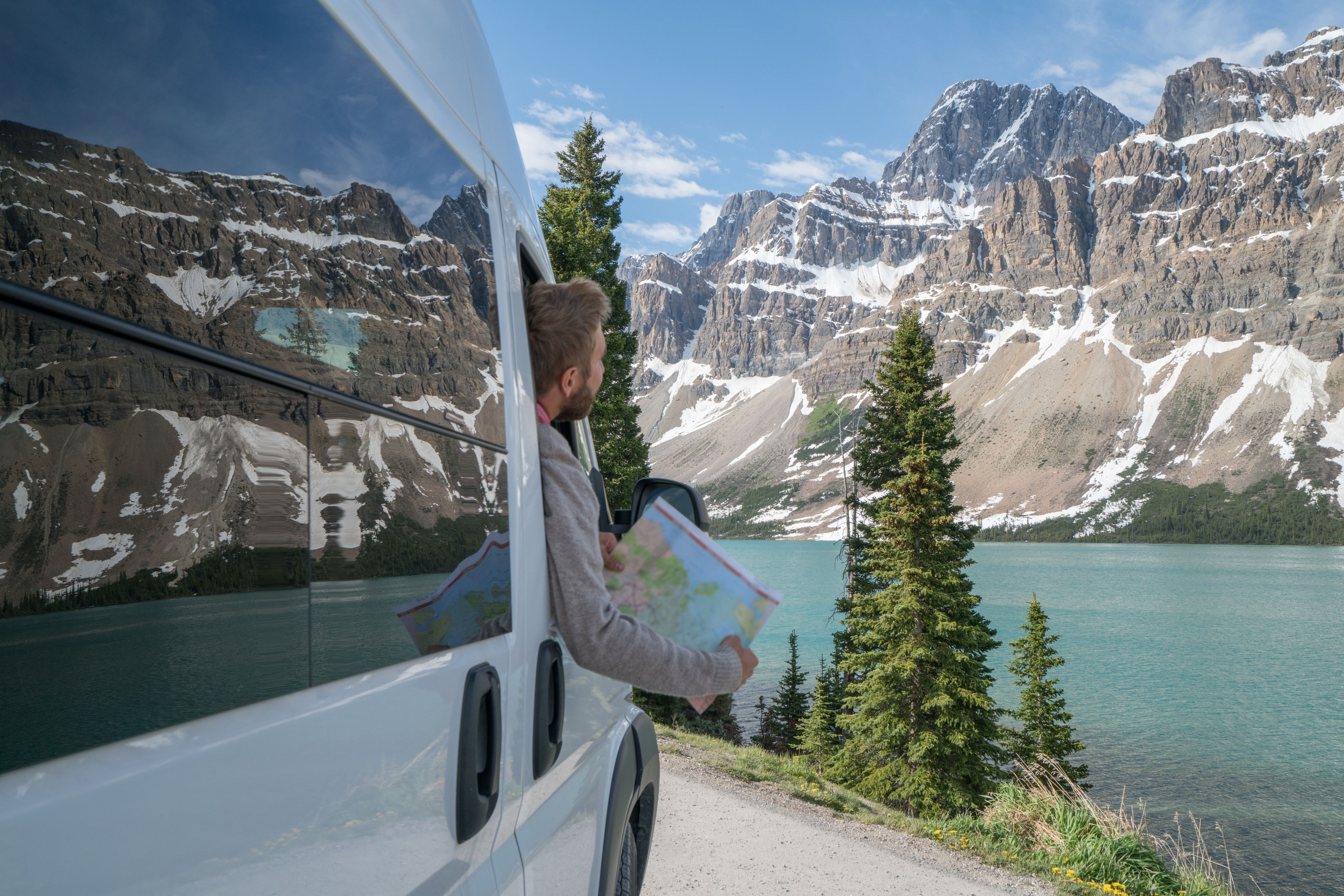 Ways to Get From Vancouver, B C , to Banff, Alberta