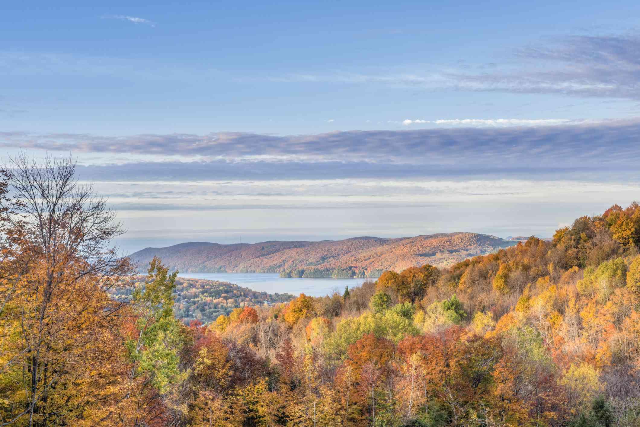 Quebec Eastern Townships