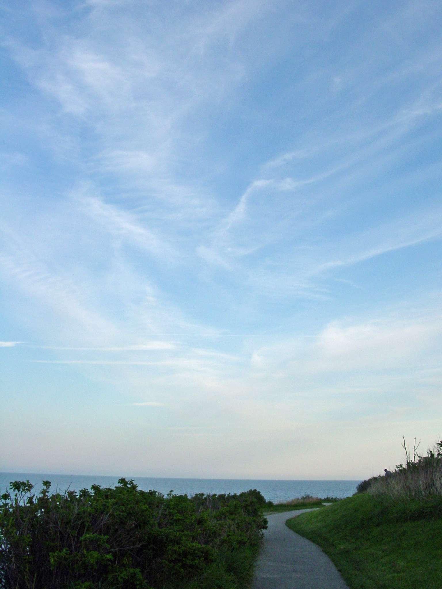 Newport Cliff Walk Photo Tour - Sunset Sky