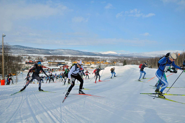 the best ski resorts in sweden