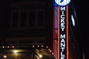 Mickey Mantle's Steakhouse Bricktown