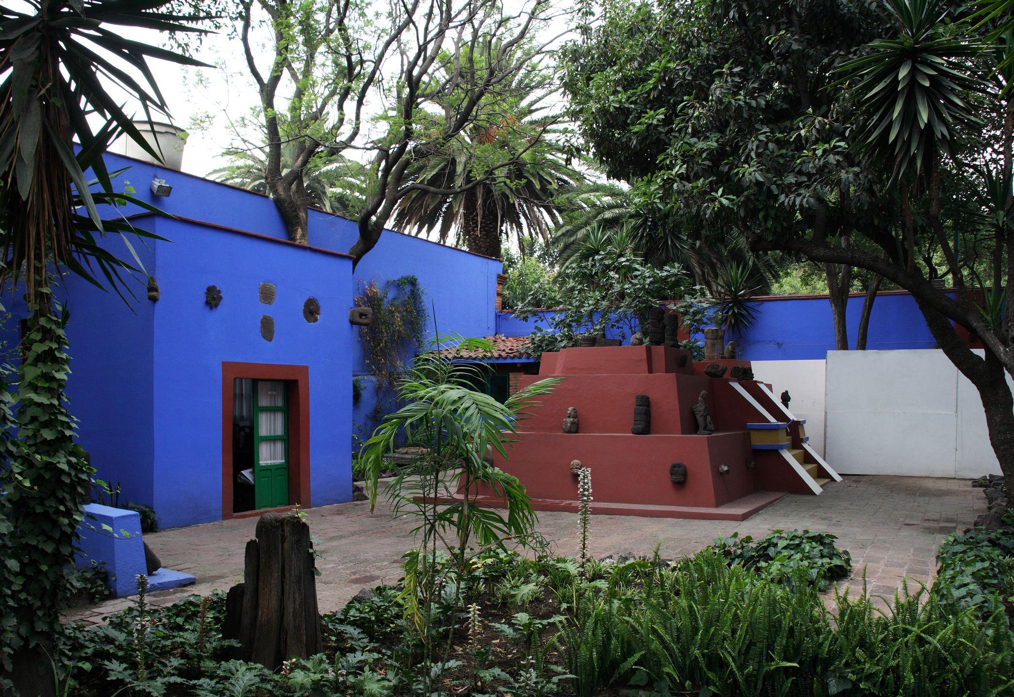 The Casa Azul, Frida Kahlo's former home