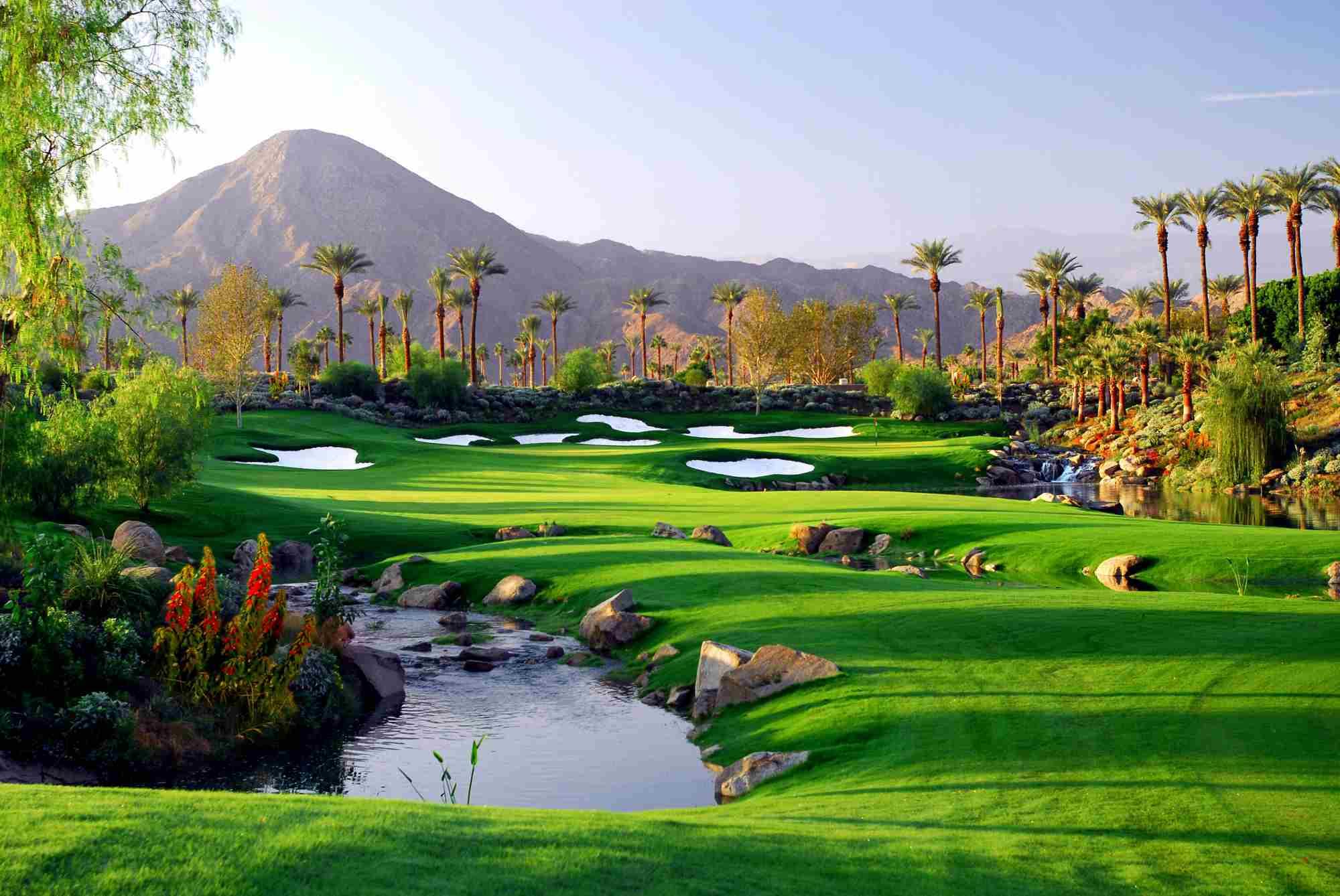 Campo de golf Indian Wells