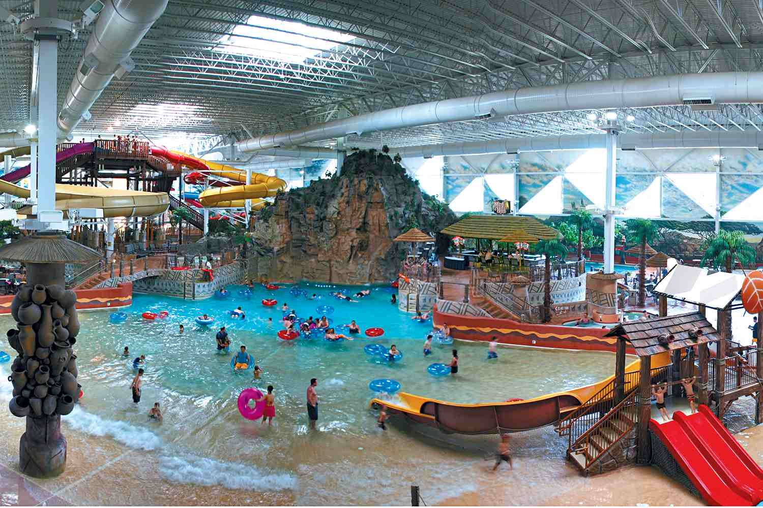 Wisconsin Dells Golf Wisconsin Dells Resort: Best Indoor Water Parks In North America