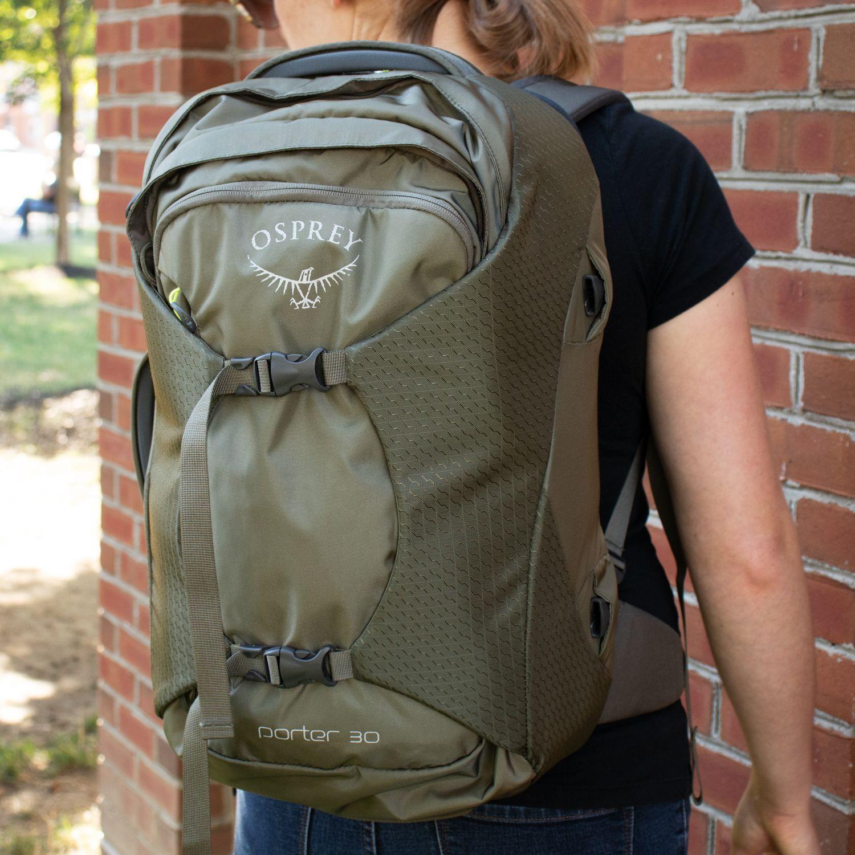 Osprey Porter 30 Travel Backpack Review
