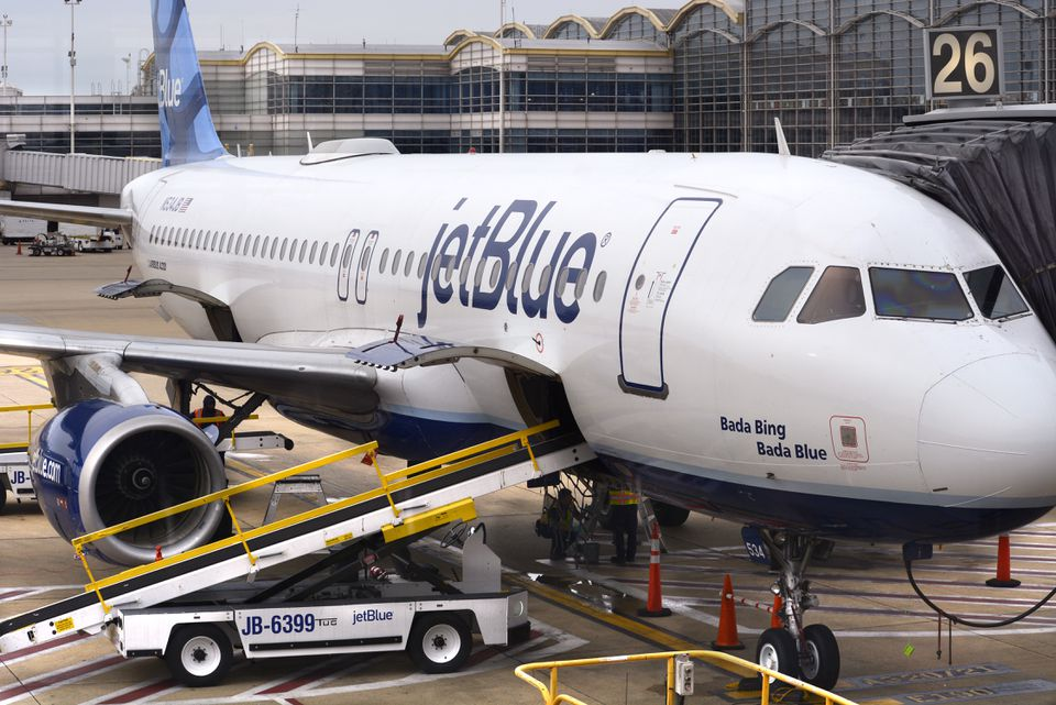 JetBlue Airplane
