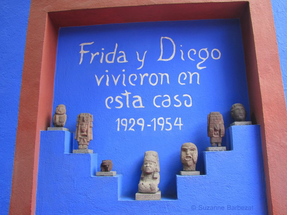 Frida Kahlo House
