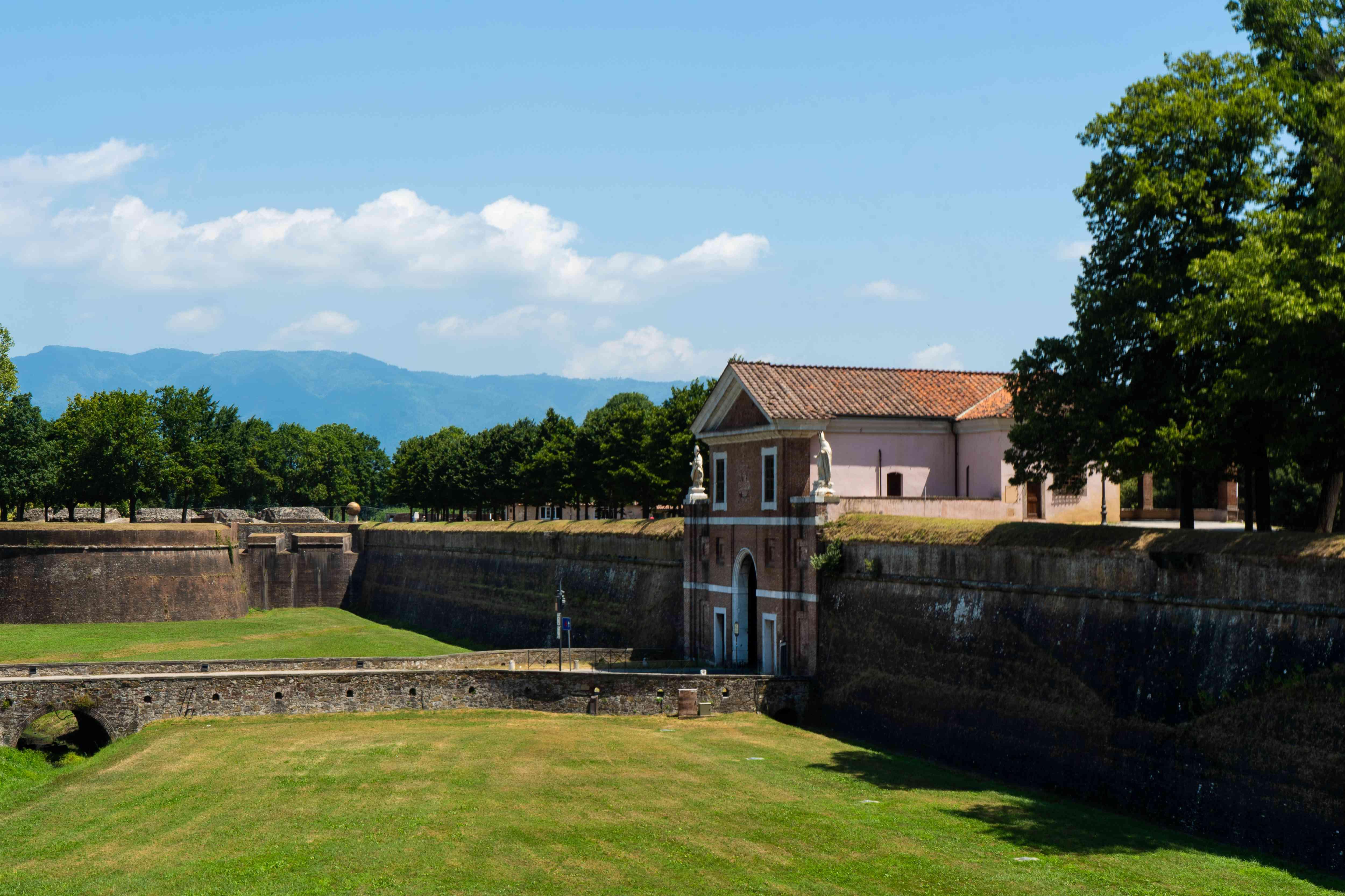 Historic Walls of Lucca