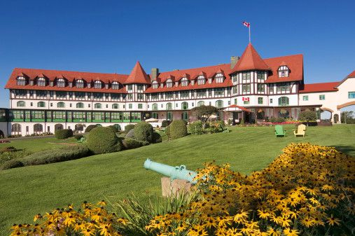 The Fairmont Algonquin, St. Andrews by-the-Sea, New Brunswick