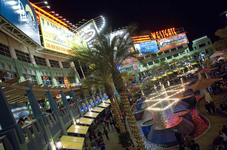 Westgate Entertainment District in Glendale AZ