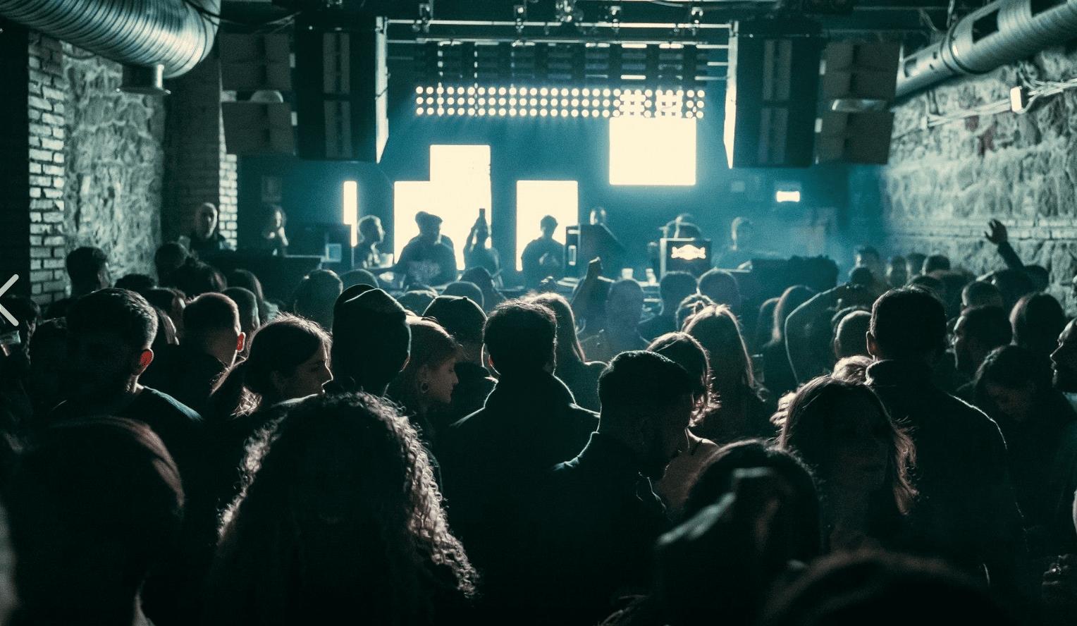 Circolo degli Illuminati is one of Rome's best electronica and techno clubs