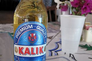 Kalik Beer from the Bahamas