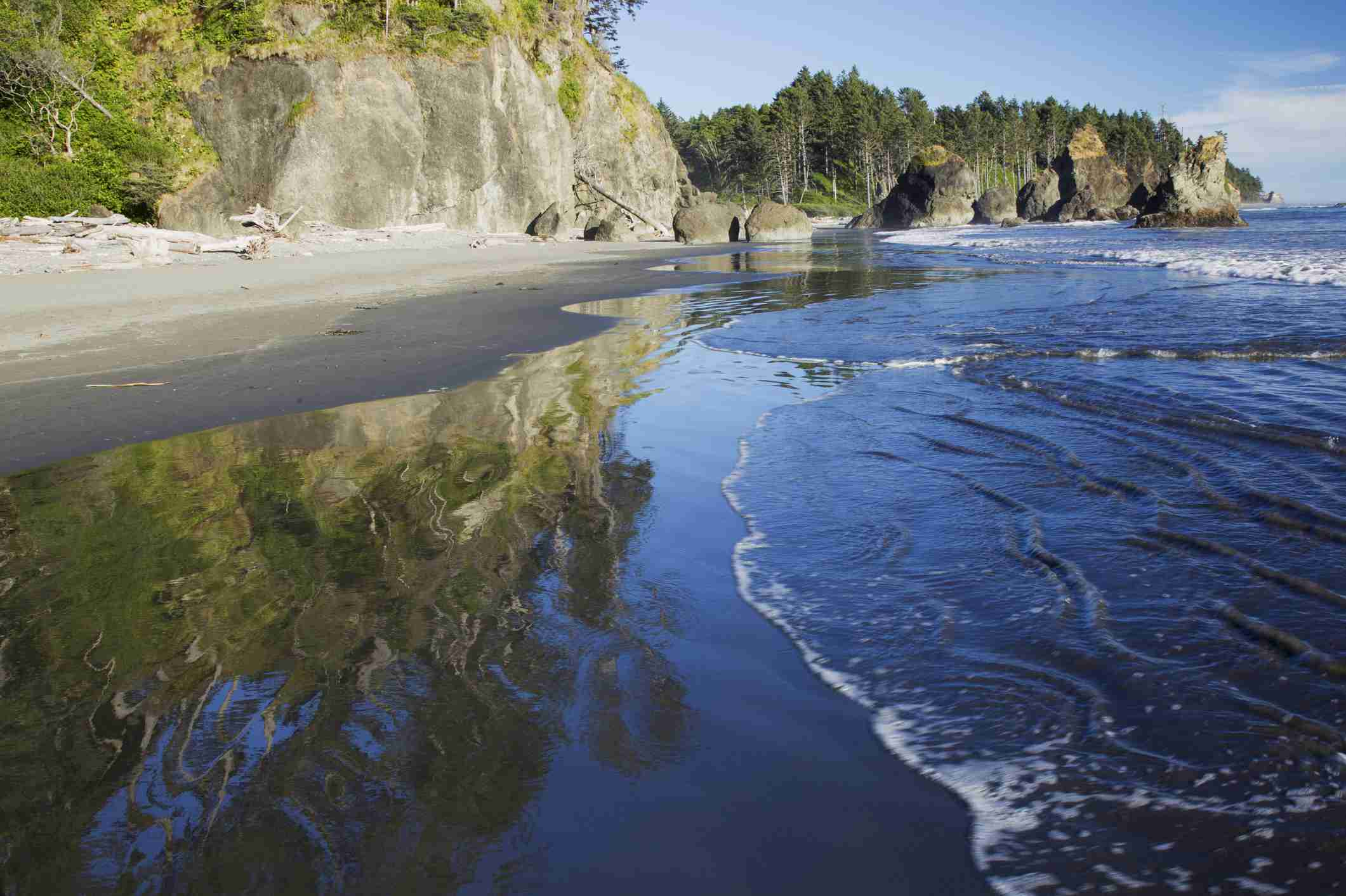 The Best Beaches In Washington State