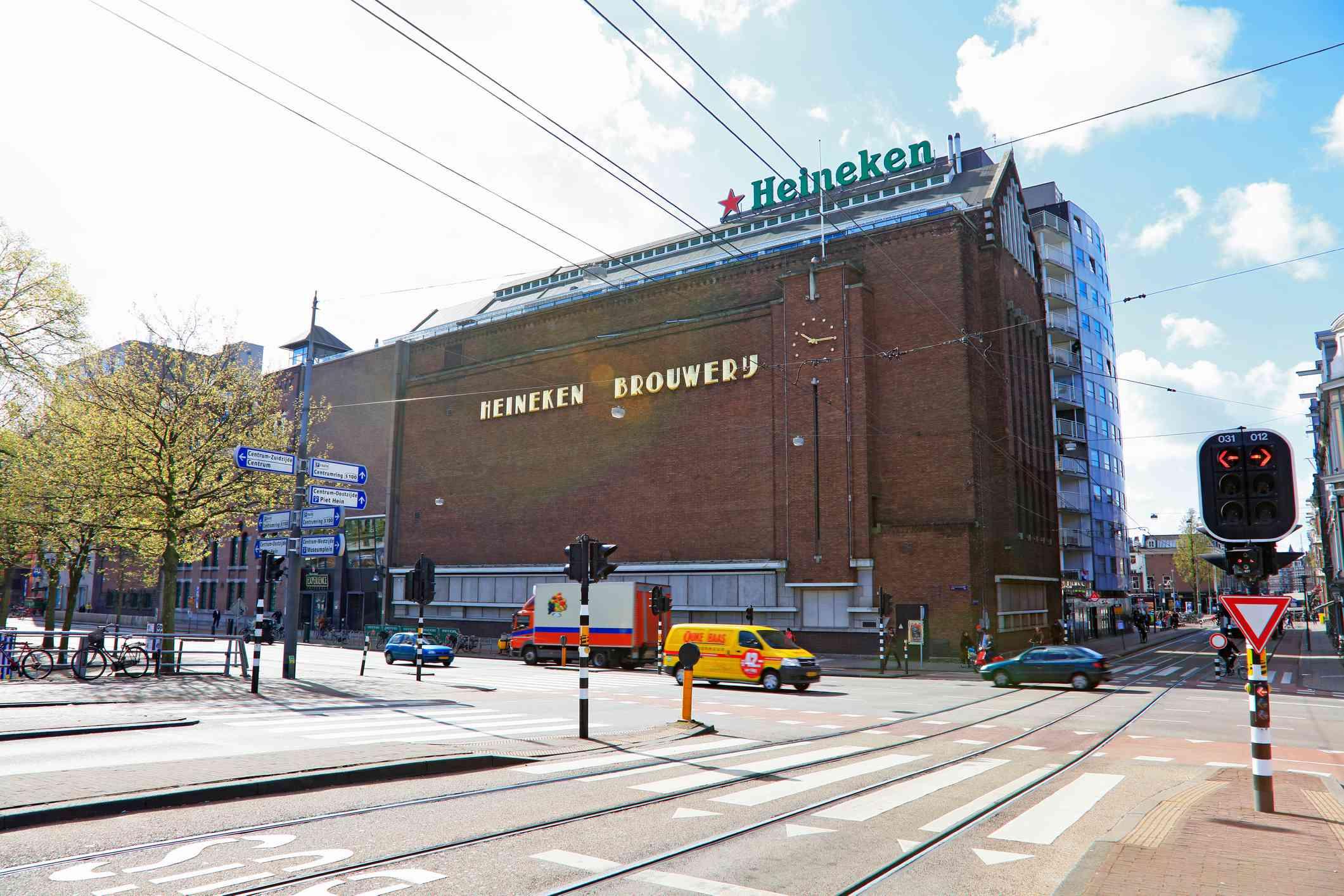 Heineken Brewery, Amsterdam, Netherlands