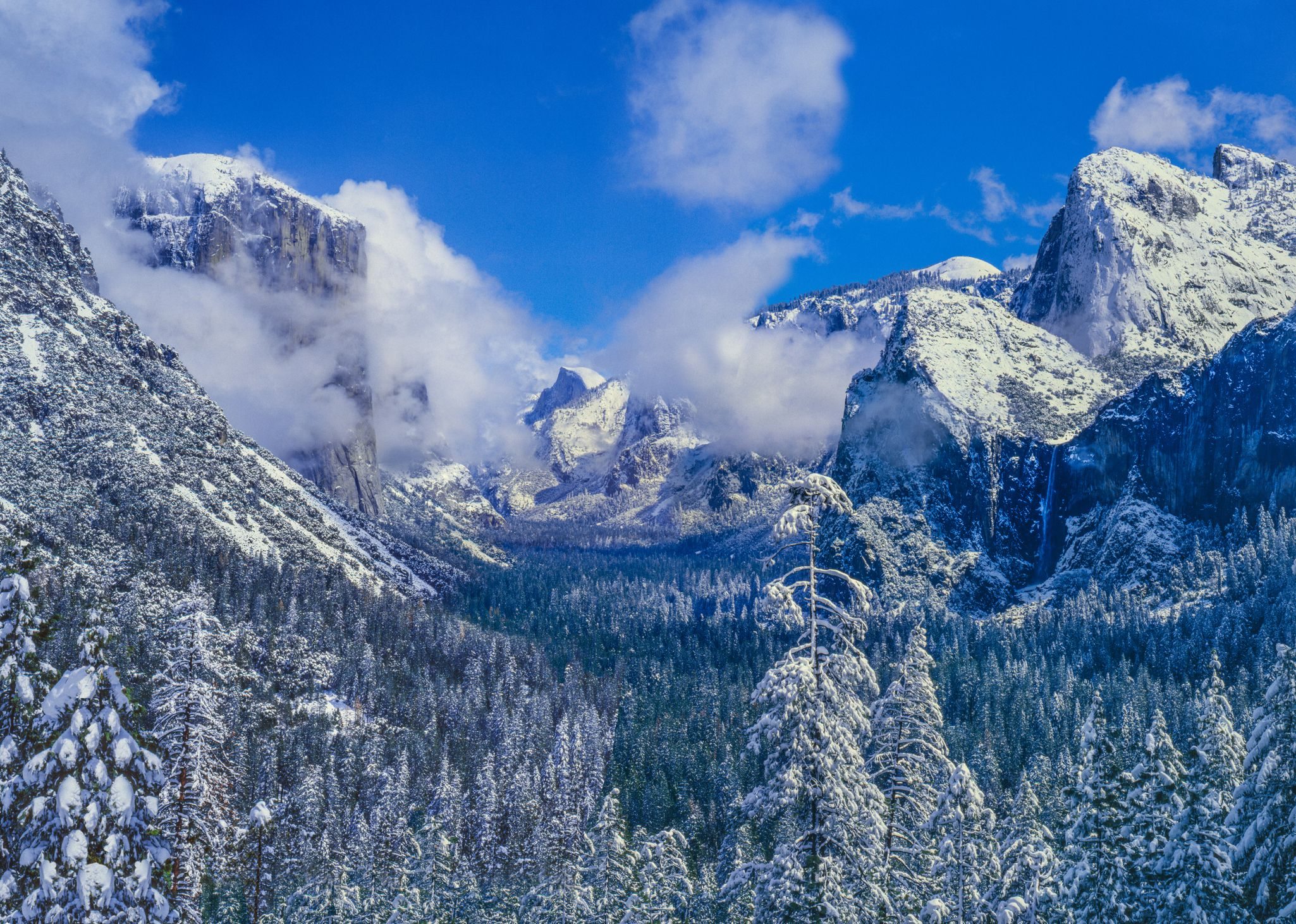 The Best National Parks to Visit in Winter