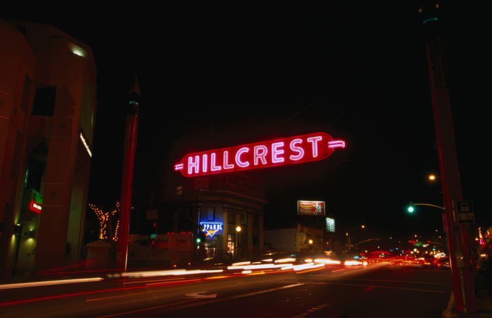 Hillcrest, San Diego