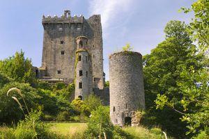 Blarney Castle home of the Blarney Stone