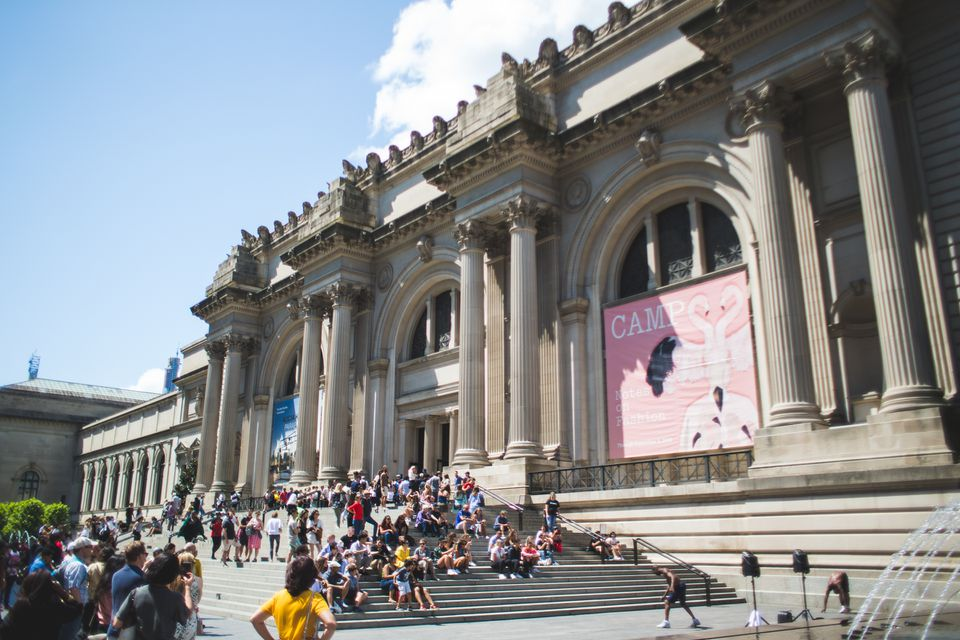 The Metropolitan Museum of Art in NYC