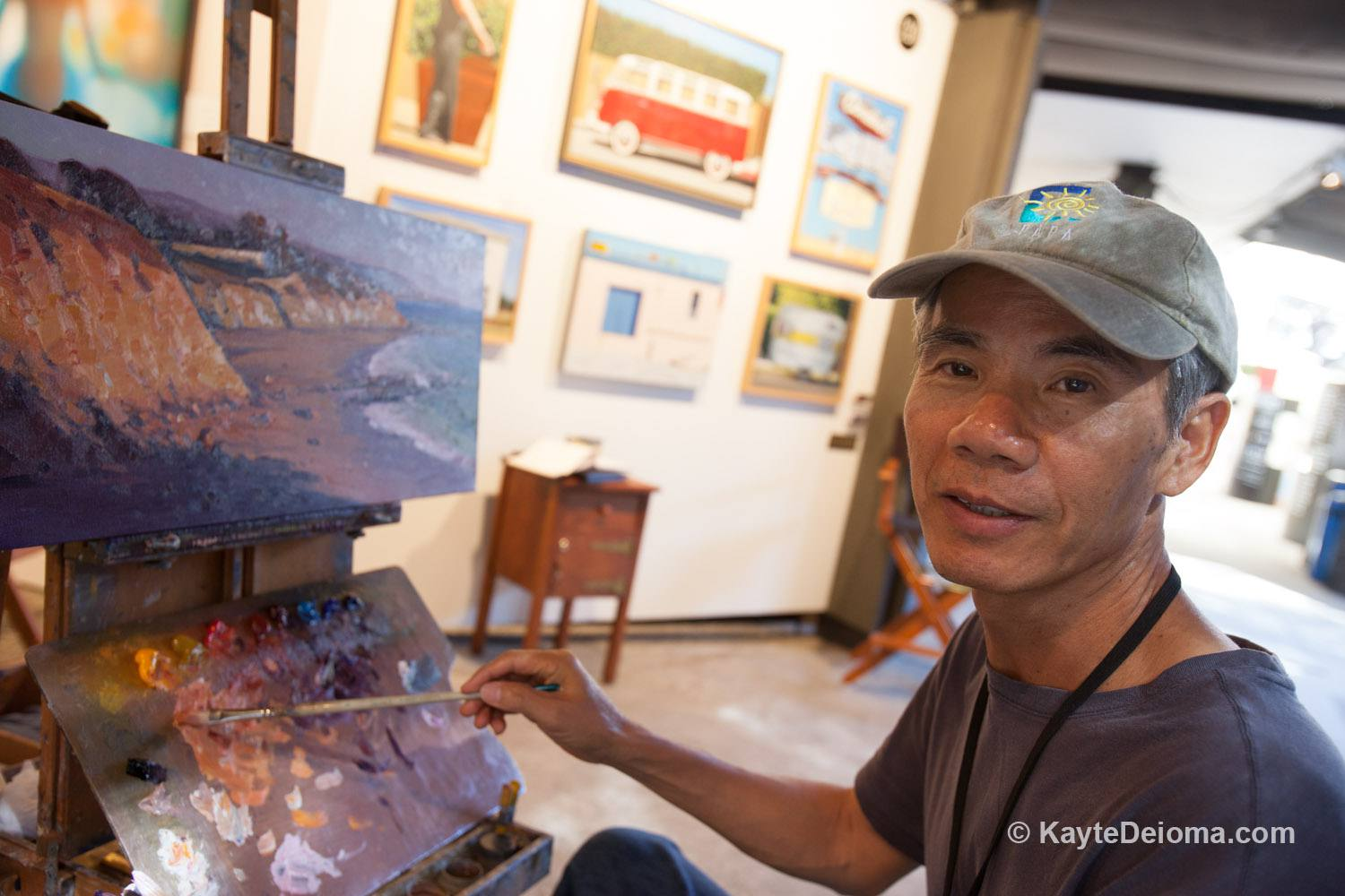 Laguna Art Festivals - A Summer of Art in Orange County