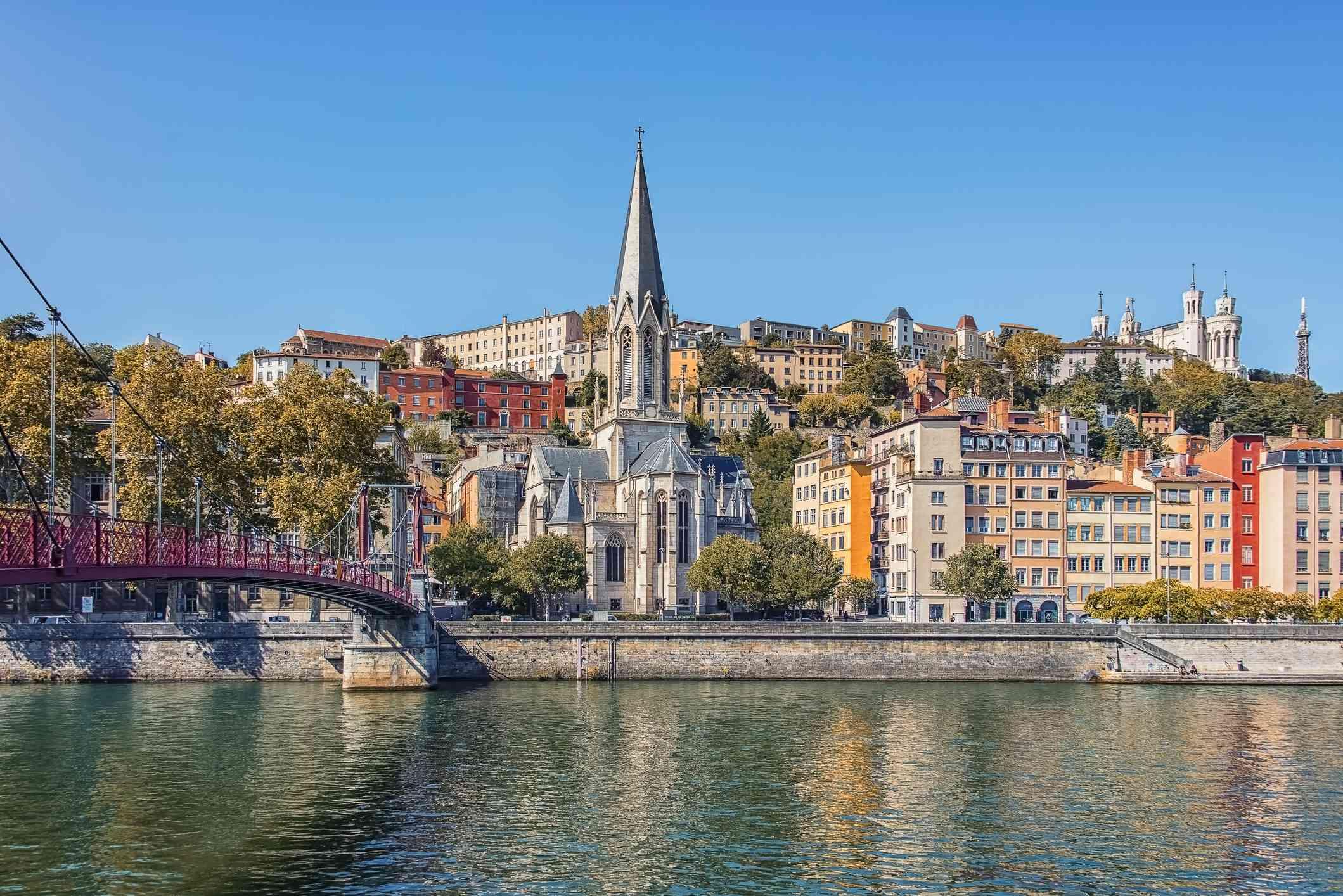 Architecture in Lyon