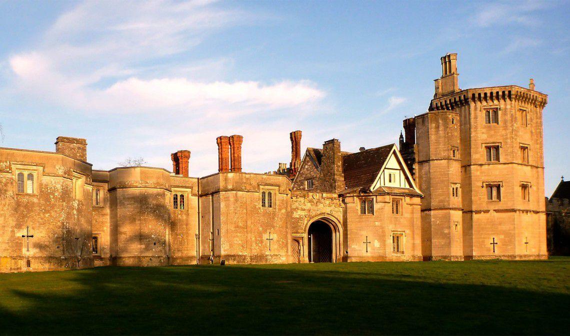 Thornbury Castle and Tudor Gardens, Gloucestershire