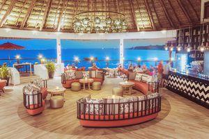 Taco Arte Beach Lounge & Bar at Club Med, Cancun