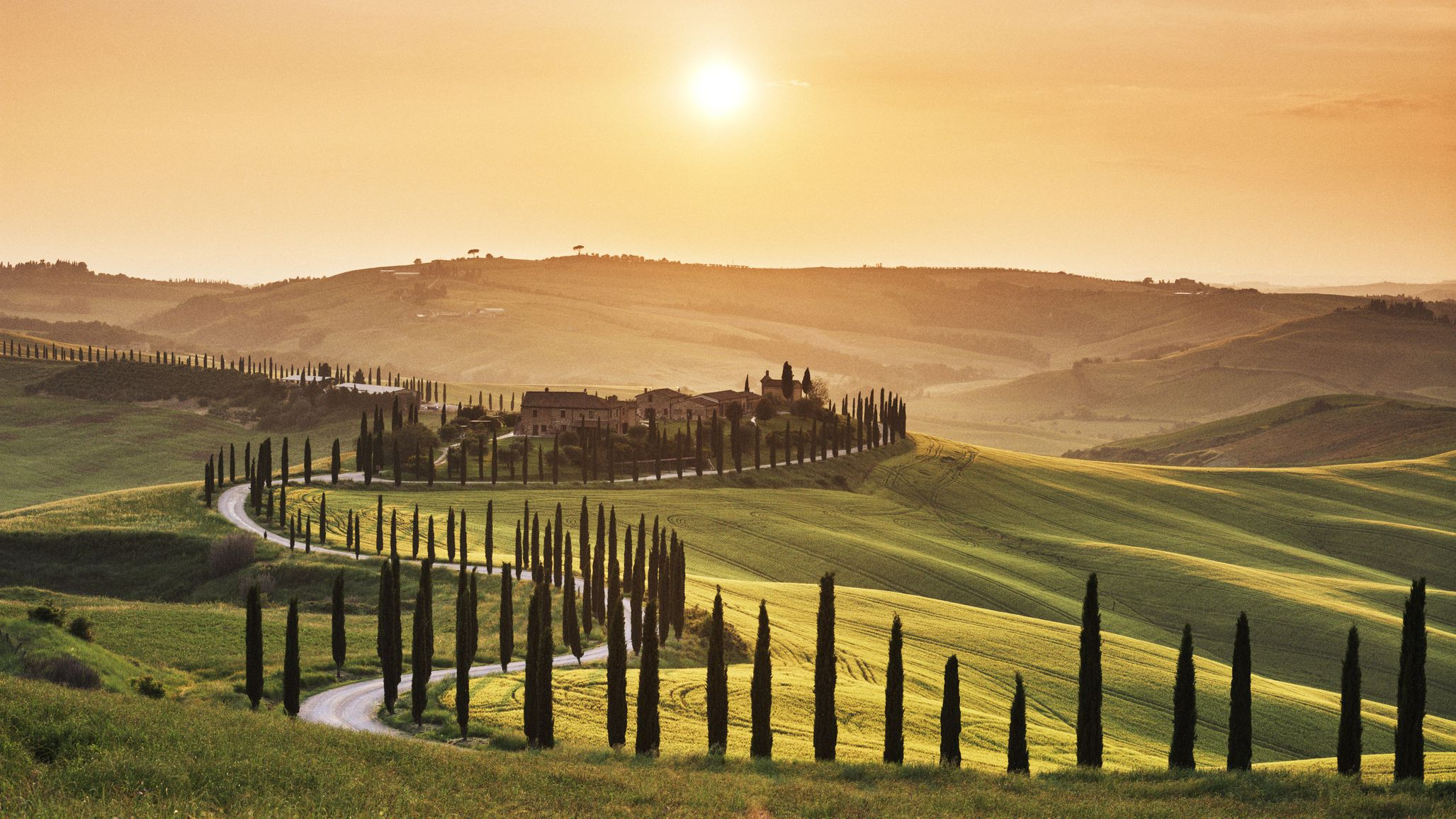 The Weather and Climate in Tuscany