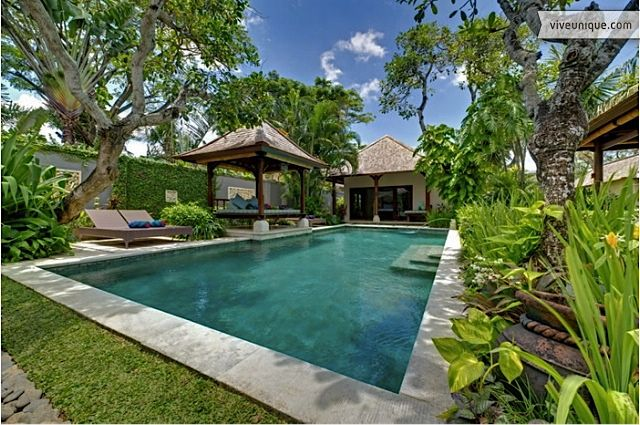 Bali rental villa from Vive Unique