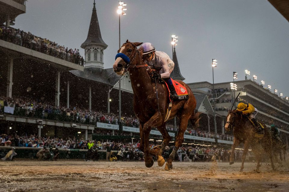 The 144th Kentucky Derby Day
