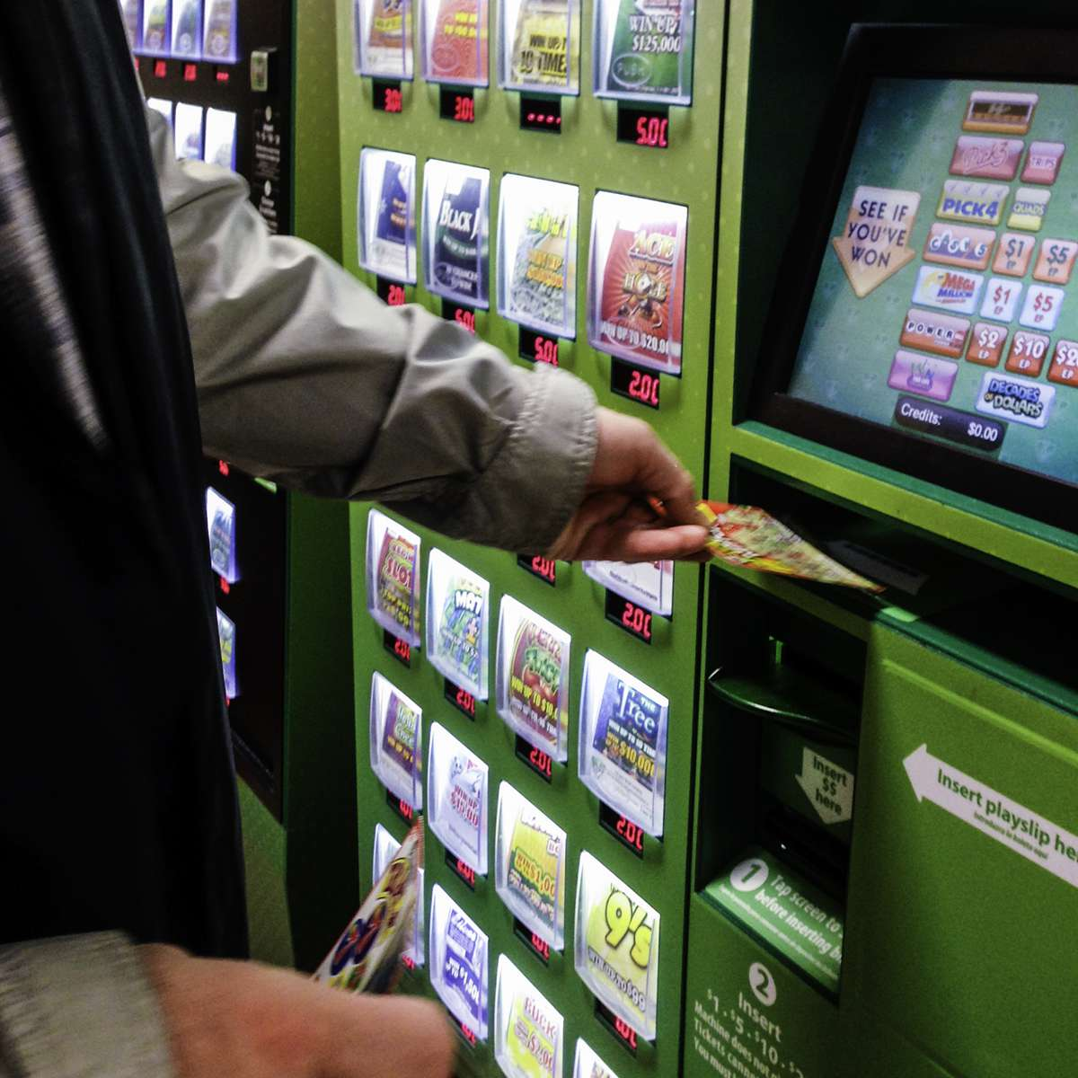 Washington Lottery Games - How to Play and Odds