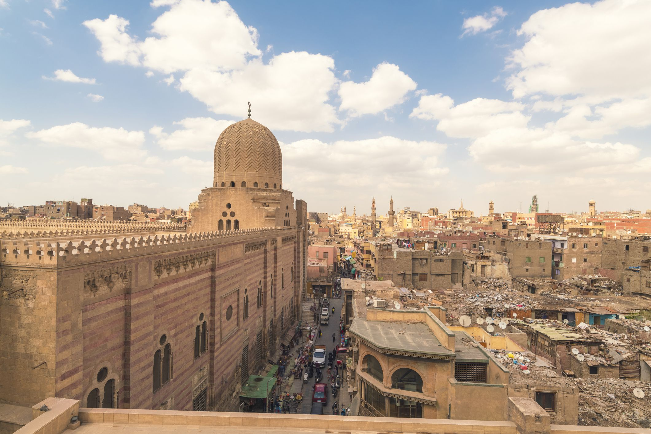 Indledende Rejseguide Til Kairo Egypten