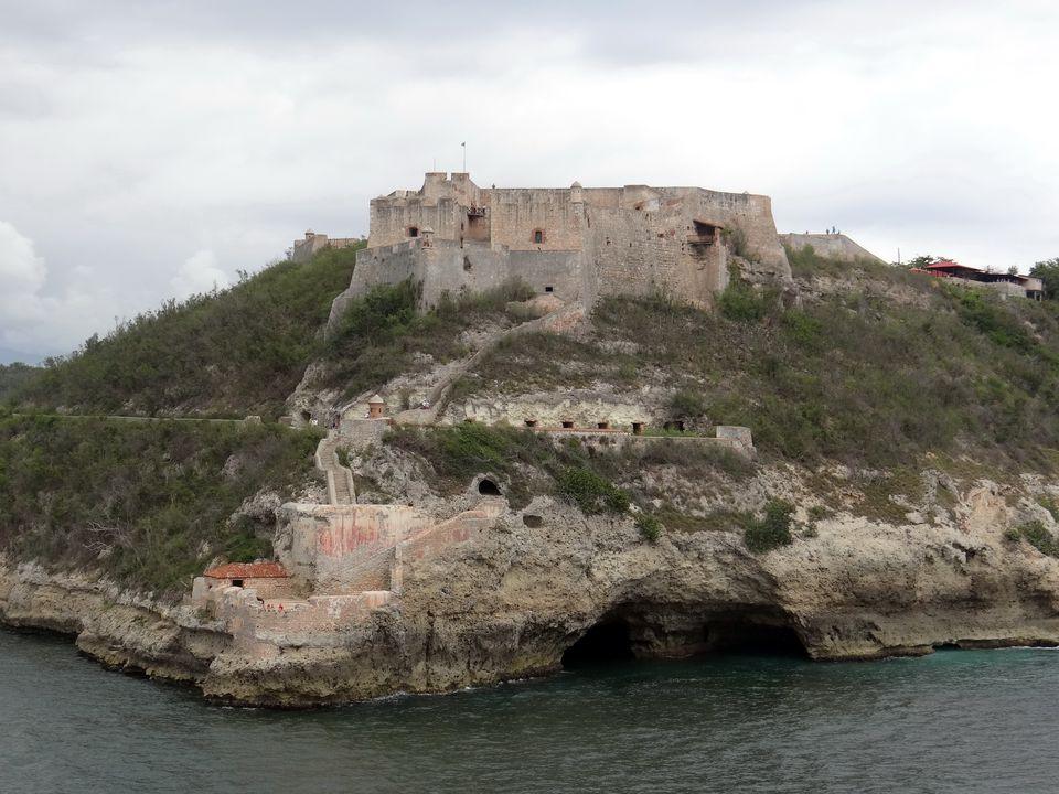 Castillo de San Pedro del Morro in Santiago de Cuba