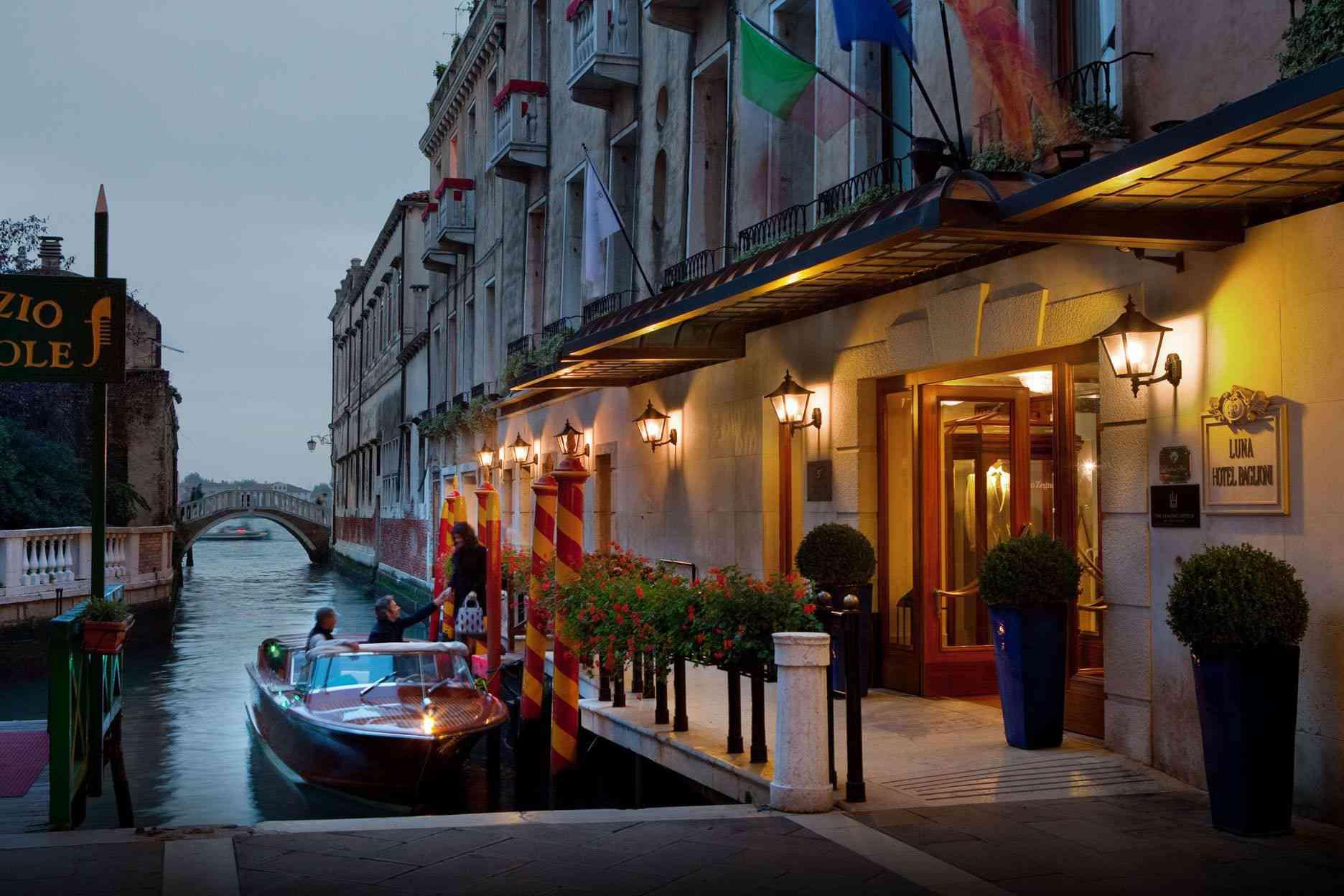 By Luna Hotel Baglioni Used Permission