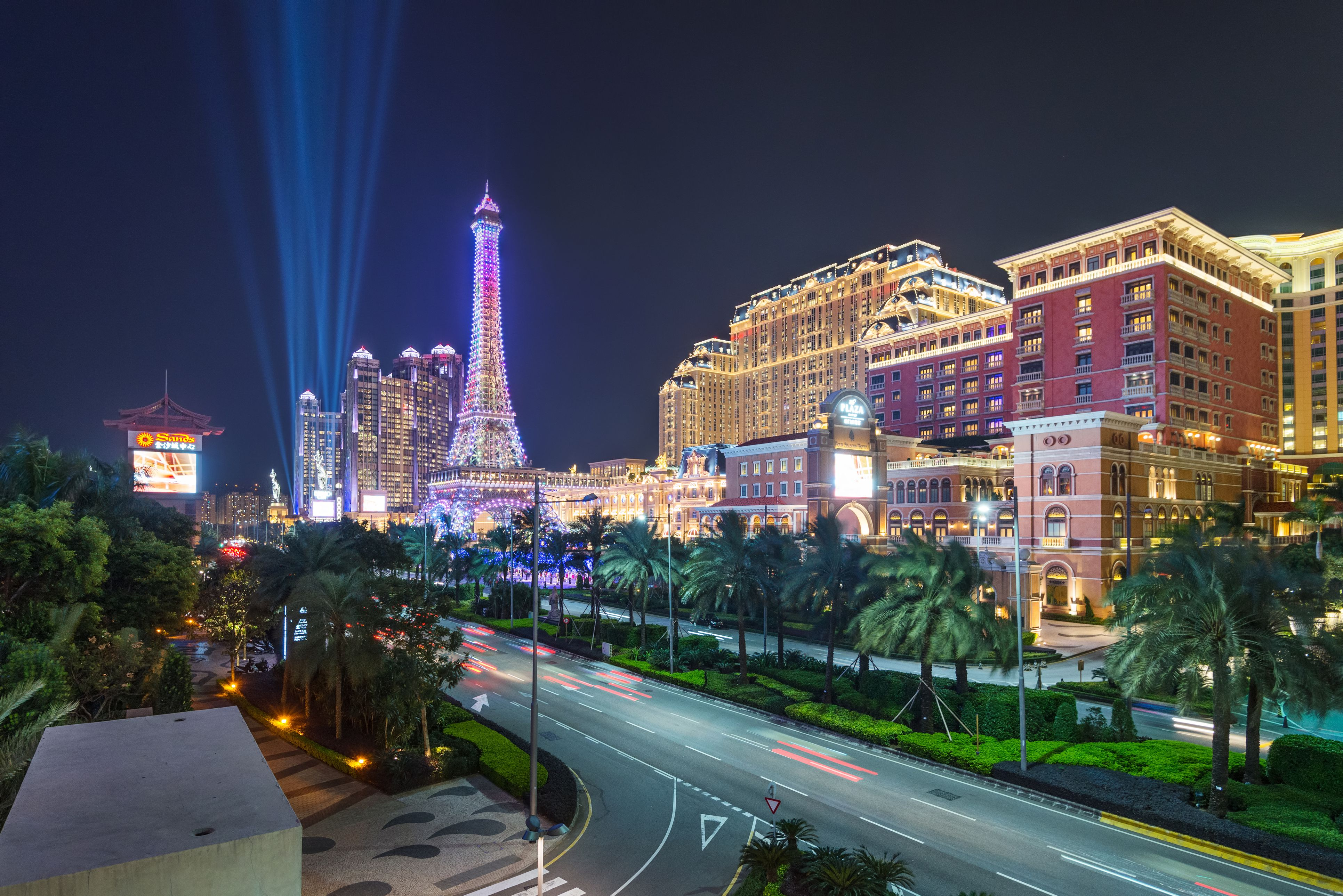 Macau Gambling Age